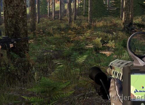 Wald-Manöver
