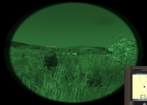 Unterwegs in Geheimer Mission :D