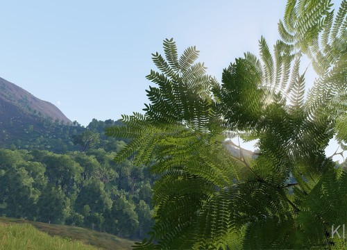 Tanoa Landschaft