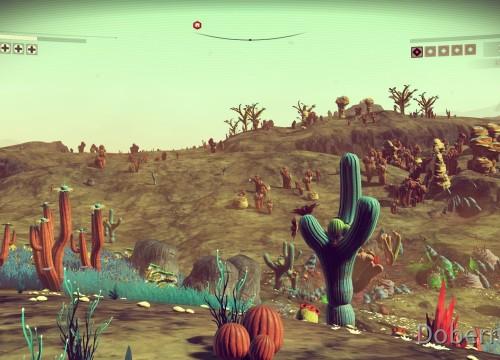 Abgefahrener Planet