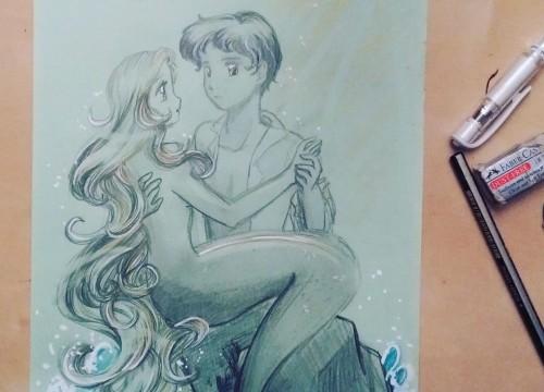 Mermaid's Romance