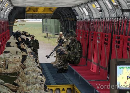 International ArmA Session 03.06.2017