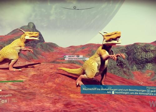 Noch mehr Kreaturen