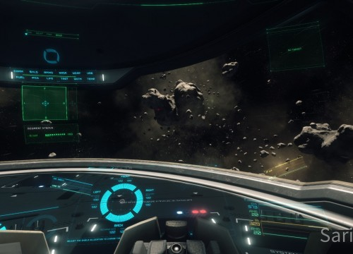 SC - Sariel und Jus on the Road .. Ähm .. in Space