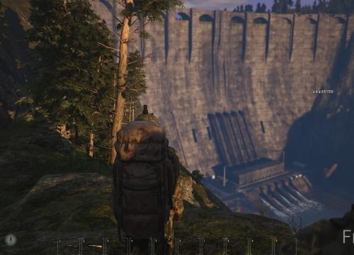 Der Damm