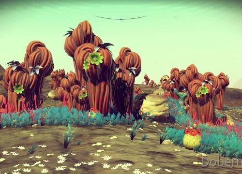 Stylische Pflanzen