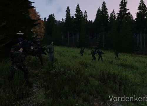 ArmA Eindrücke