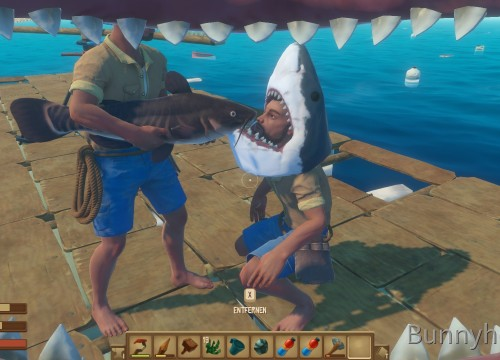 Küss den Fisch
