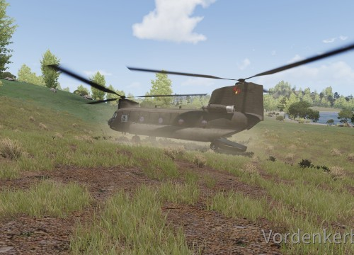 International ArmA Session 03.06.2017