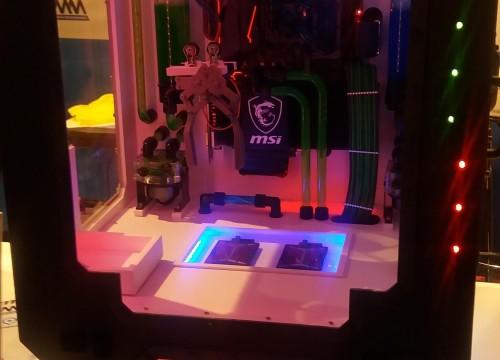 Ein kleines Labor