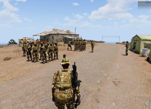 ARMA Mission