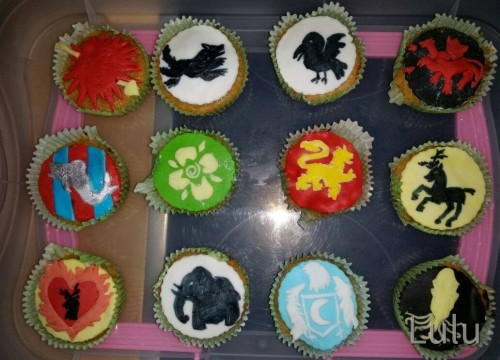 Game of Thrones Muffins