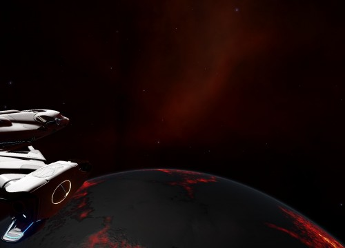Elite: Dangerous - zandrus Expedition #1