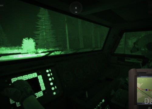 Nachts im Walde