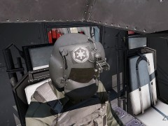 In Arma you can be an imperial Pilot now.