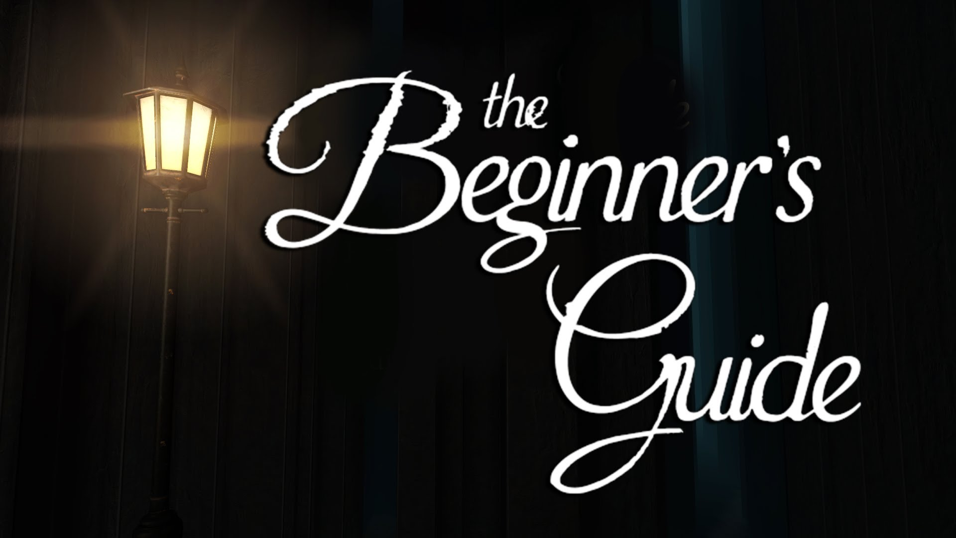 The Beginners Guide #1, Kapitel 1-7 [EN/GER, NO COMMENT]