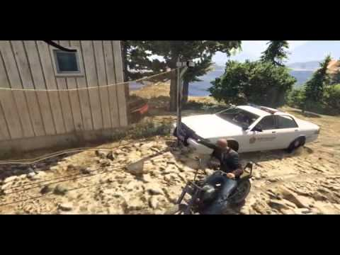 Grand Theft Auto V ChopperHarleyTour2