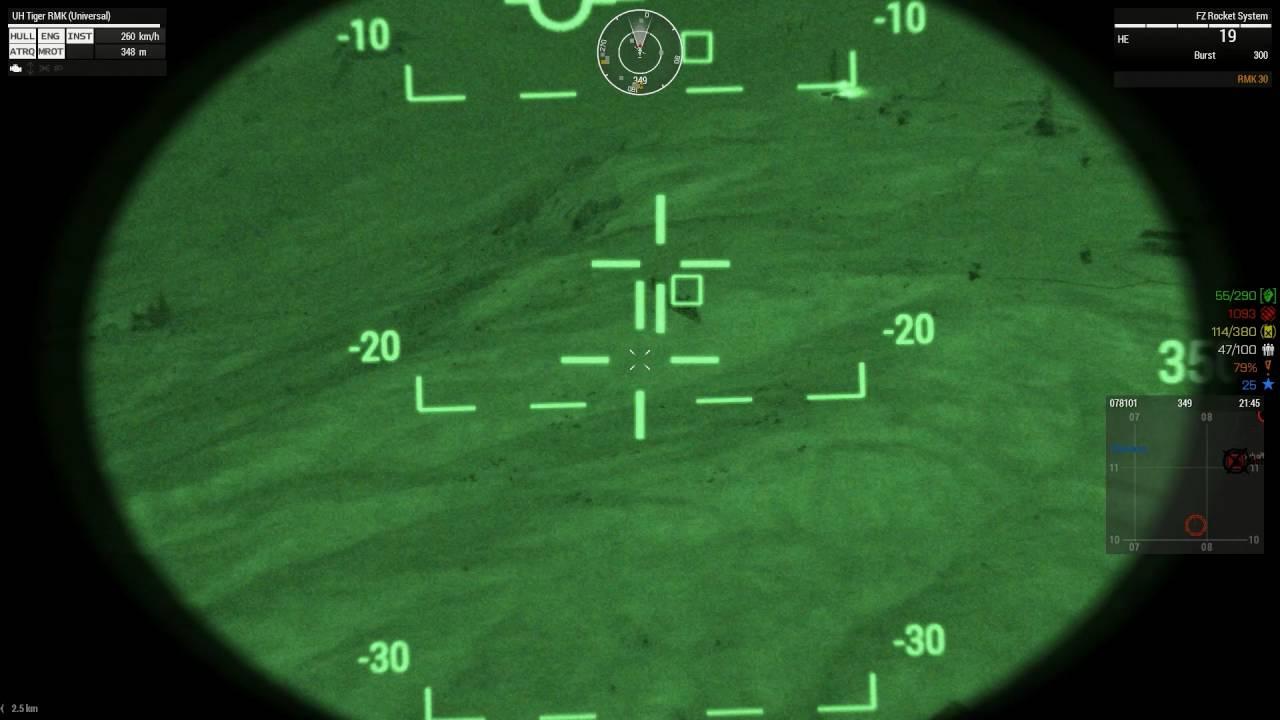 Grashüpfer im Luftkampf