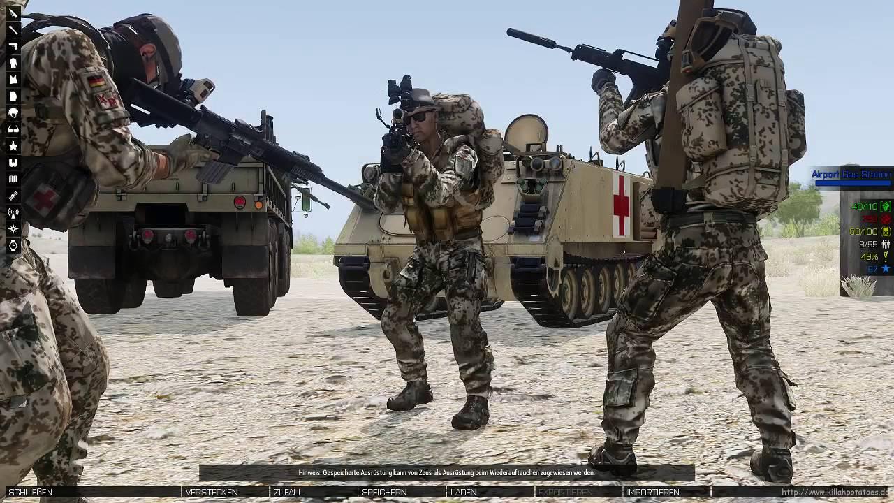 ArmA 3 - Liberation Takistan 15.06.2016